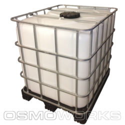 IBC tank 1000 liter | Glazenwasserswinkel.nl