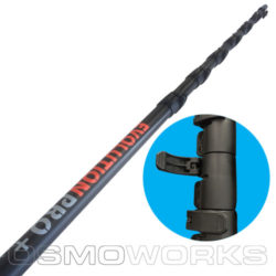 Evolution Pro Plus Hi-Mod Carbon steel 10 meter | Glazenwasserswinkel.nl