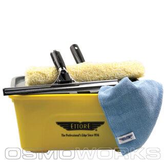 Ettore Window Cleaning Bucket Kit | Glazenwasserswinkel.nl