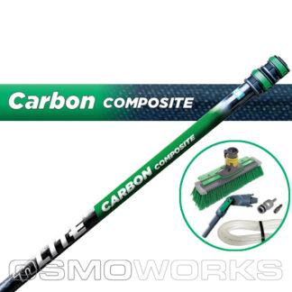 Unger New nLite Carbon Composite Startset 3,2 m Swivel | Glazenwasserswinkel.nl