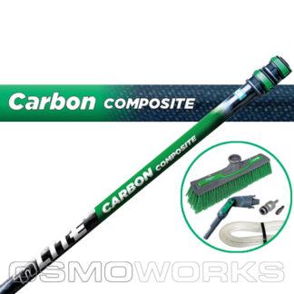 Unger New nLite Carbon Composite Startset 3,2 m Basis | Glazenwasserswinkel.nl