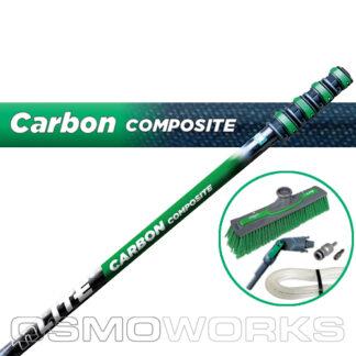 Unger New nLite Carbon Composite Startset 6 m Basis | Glazenwasserswinkel.nl