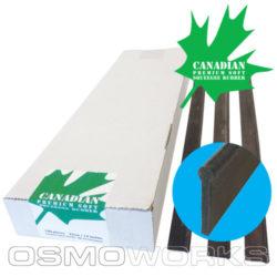 Canadian rubbers soft 35 cm | Glazenwasserswinkel.nl