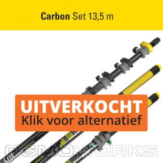 Unger nLite Carbon Set 13,5 m | Glazenwasserswinkel.nl