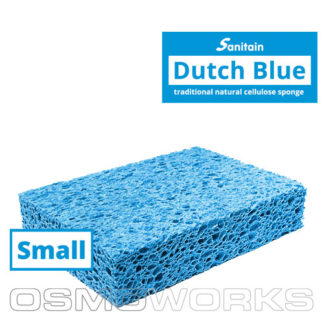 Dutch Blue Small Cellulose Spons | Glazenwasserswinkel.nl