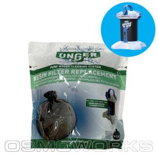 Unger Rinse n Go Vervanging 4 liter DI filterkorrels | Glazenwasserswinkel.nl