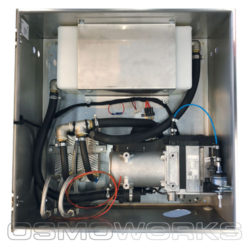 Diesel Warmwaterunit | Glazenwasserswinkel.nl