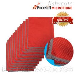 FaceLift Fishscale Microfibre Doek   Glazenwasserswinkel.nl