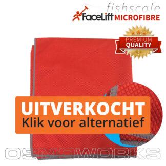 FaceLift Fishscale Microfibre Doek | Glazenwasserswinkel.nl