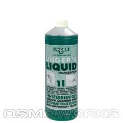 Unger's Liquid 1 liter | Glazenwasserswinkel.nl