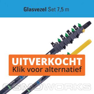 Unger nLite GlassFibre Set 7,5 m | Glazenwasserswinkel.nl