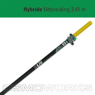Unger nLite Hybride uitbreidingssteel 3,41 meter | Glazenwasserswinkel.nl
