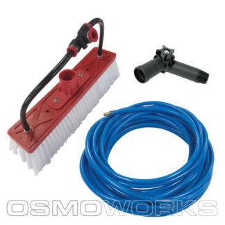 Combi Deal Tucker 2.0 Brush Flipfast werkslang | Glazenwasserswinkel.nl