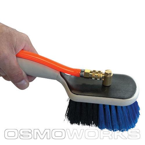 Osmoworks Handborstel | Glazenwasserswinkel.nl
