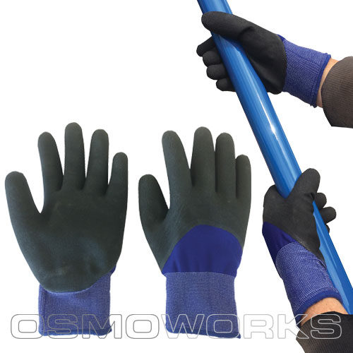 Osmoworks maxgrip thermo handschoenen | Glazenwasserswinkel.nl