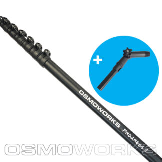 OVA-8 Full Carbon Osmoworks Progress1 | Glazenwasserswinkel.nl