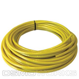 Unger slang geel 5x9 mm 20 m | Glazenwasserswinkel.nl