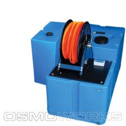 Telewas systeem 500 Liter Module-systeem | Glazenwasserswinkel.nl