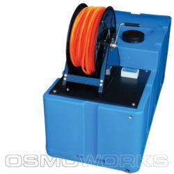 Telewas systeem 400 Liter Module-systeem | Glazenwasserswinkel.nl