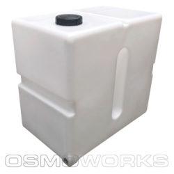 500 liter rechtstandige tank | Glazenwasserswinkel.nl