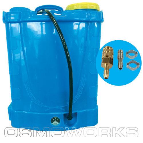 Electrische Backpack sprayer 16 liter | Glazenwasserswinkel.nl
