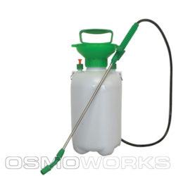 Handpomp sprayer 5 liter | Glazenwasserswinkel.nl