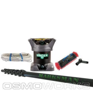 Osmoworks Startset Telewash Marksman Carbon   Glazenwasserswinkel.nl