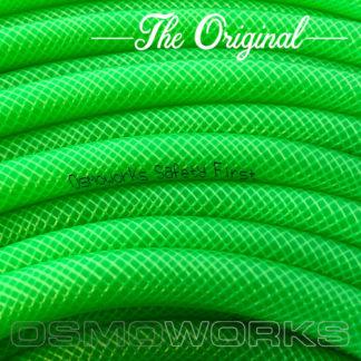 Osmoworks Safety First slang groen 100 m | Glazenwasserswinkel.nl