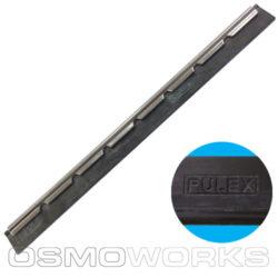 Pulex Technolite RVS-rail 25 cm | Glazenwasserswinkel.nl