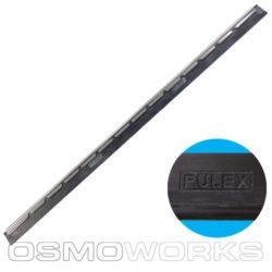 Pulex Technolite RVS-rail 45 cm | Glazenwasserswinkel.nl