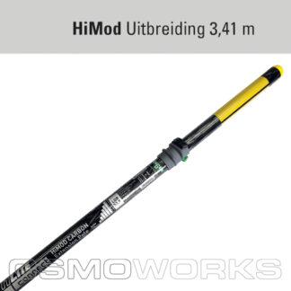 Unger nLite HiMod Carbon uitbreidingssteel 3,41 meter | Glazenwasserswinkel.nl