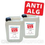 Osmoworks Alti Alg Sipro Uniquat 2x5 liter   Glazenwasserswinkel.nl