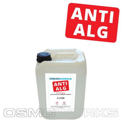 Osmoworks Alti Alg Sipro Uniquat 5 liter | Glazenwasserswinkel.nl