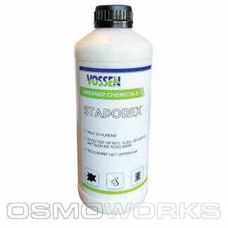 Staporex 1 liter | Glazenwasserswinkel.nl