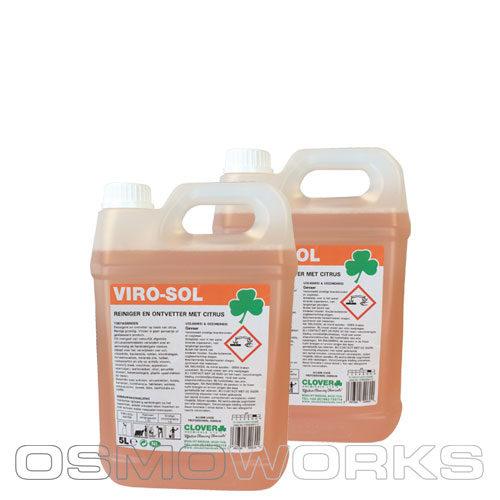 Viro Sol 5 liter | Glazenwasserswinkel.nl