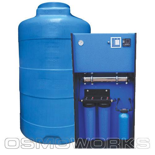 Demi 100 Filter Unit | Glazenwasserswinkel.nl