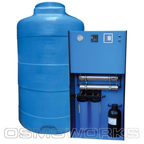 Demi 200 Filter Unit | Glazenwasserswinkel.nl