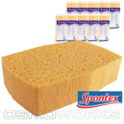 Spontex Azella 93 spons | Glazenwasserswinkel.nl