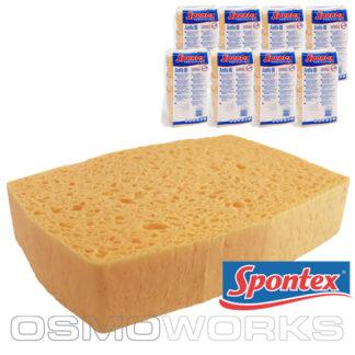 Spontex Azella 86 spons | Glazenwasserswinkel.nl