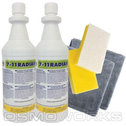 Zep 7-11 Radiant Voordeelpakket | Glazenwasserswinkel.nl